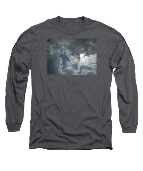 Aerial Display Long Sleeve T-Shirt