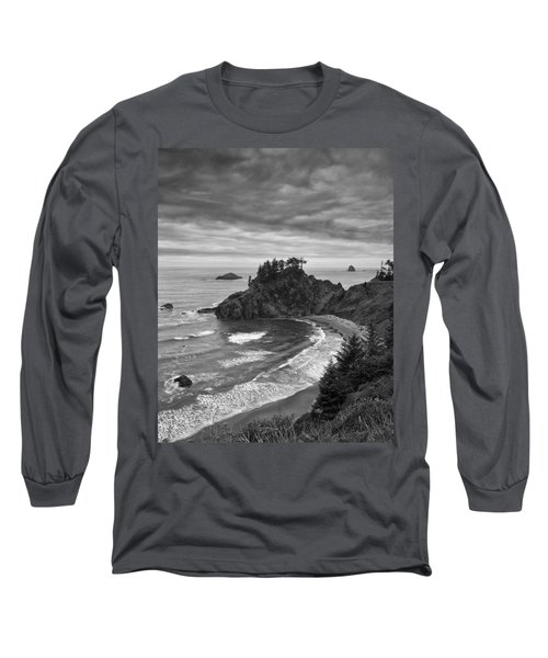 Long Sleeve T-Shirt featuring the photograph Approaching Storm by Andrew Soundarajan