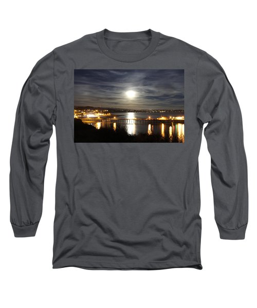 Capitola Moonscape Long Sleeve T-Shirt