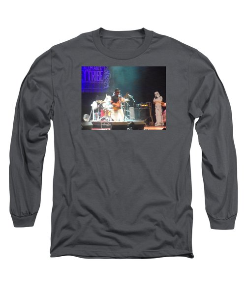 Devon Allman And The Honeytribe Long Sleeve T-Shirt by Kelly Awad
