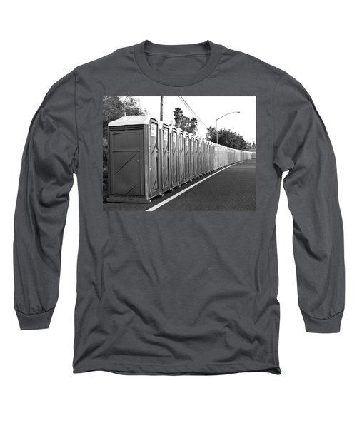 Gotta Go? Long Sleeve T-Shirt