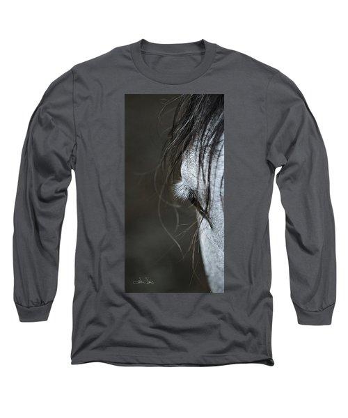 Gracie Long Sleeve T-Shirt by Joan Davis