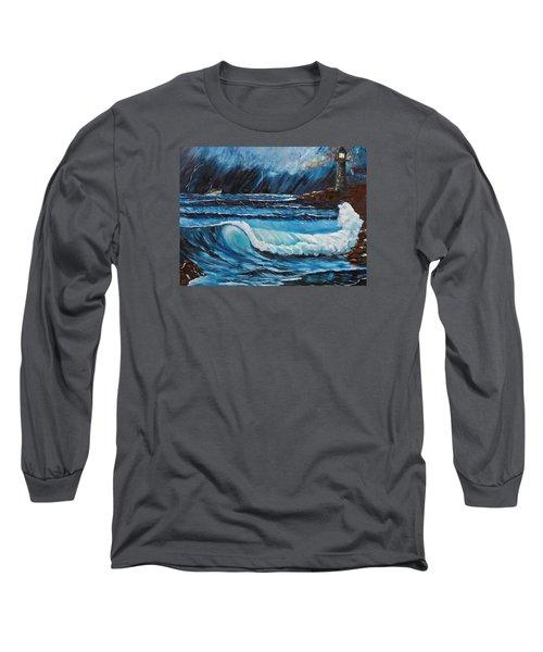 Hope  Long Sleeve T-Shirt by Patricia Olson