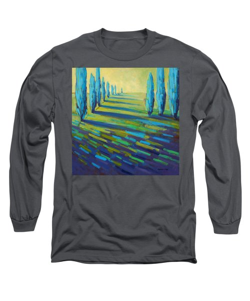 Lapis Long Sleeve T-Shirt