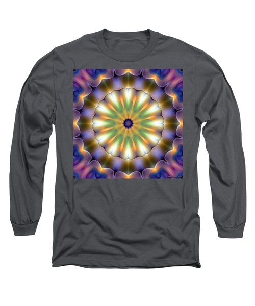 Mandala 105 Long Sleeve T-Shirt