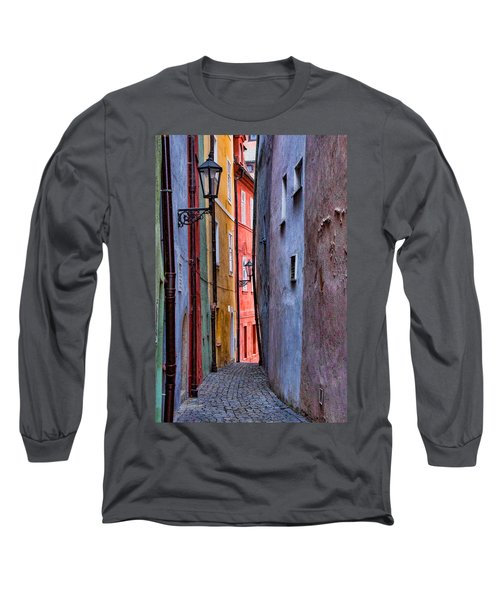 Medieval Alley Long Sleeve T-Shirt