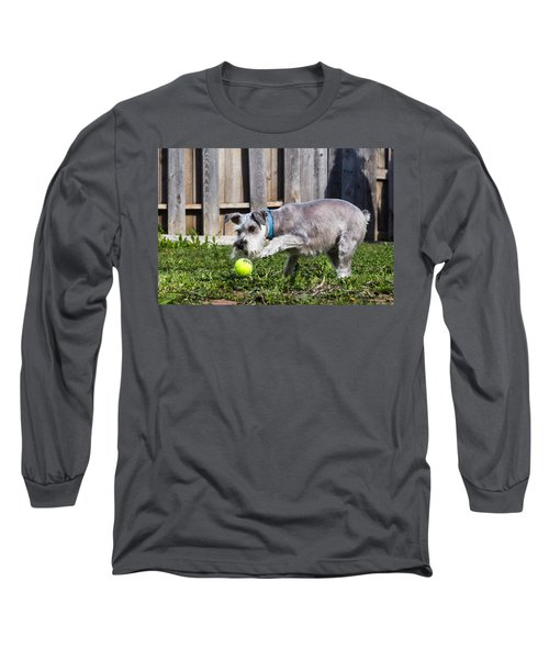 Miniature Schnauzer Long Sleeve T-Shirt
