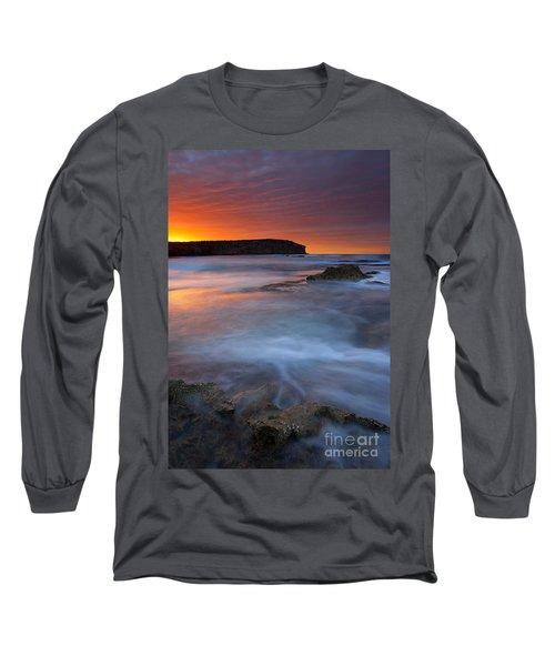 Pennington Dawn Long Sleeve T-Shirt by Mike  Dawson