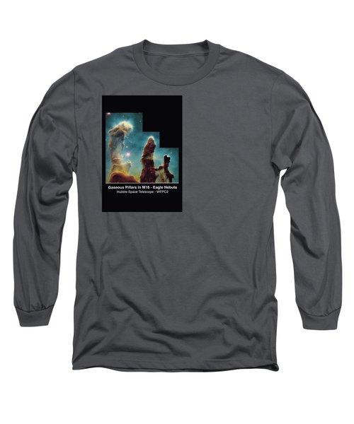 Pillars Of Creation Long Sleeve T-Shirt