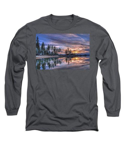 Waning Winter Long Sleeve T-Shirt