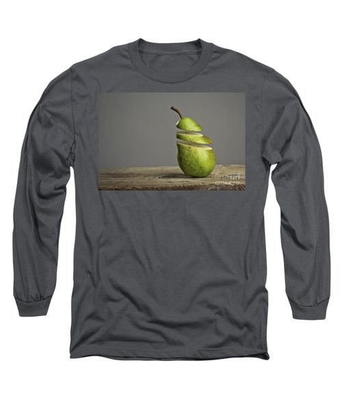 Sliced Long Sleeve T-Shirt