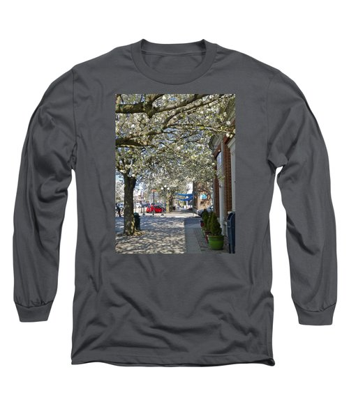 Small Town Saturday 2 Long Sleeve T-Shirt