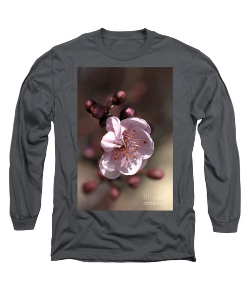 Long Sleeve T-Shirt featuring the photograph Spring Blossom by Joy Watson