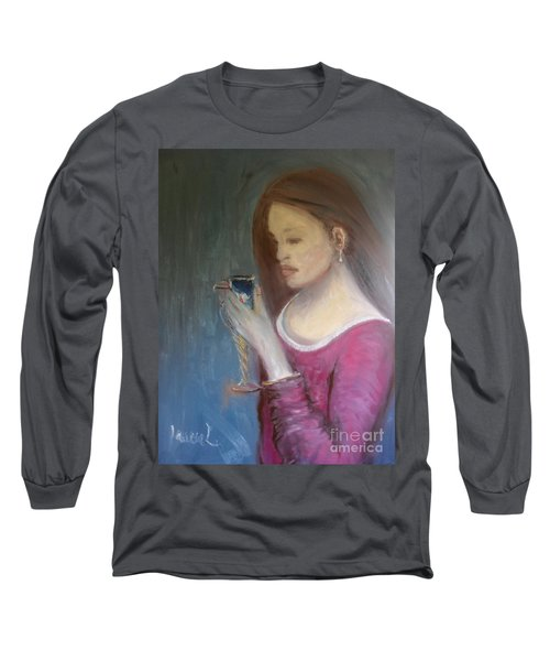 The Chalice Long Sleeve T-Shirt by Laurie L