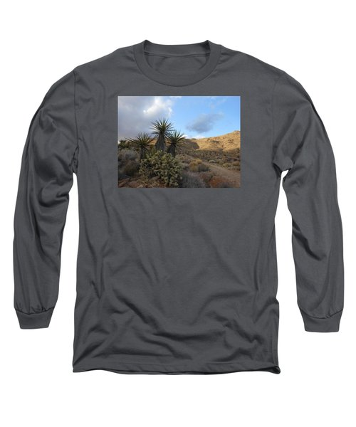 The Living Desert Long Sleeve T-Shirt