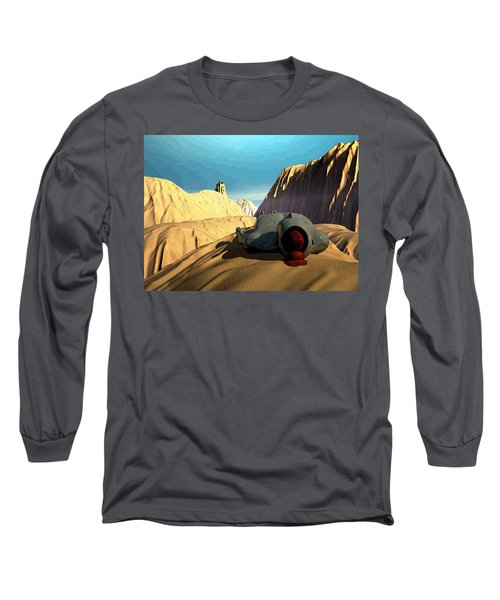 The Midlife Dreamer Long Sleeve T-Shirt