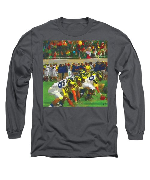 The War Long Sleeve T-Shirt by John Farr