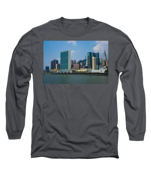 United Nations Long Sleeve T-Shirt