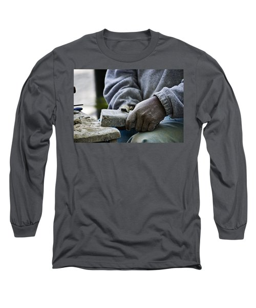 Working Hands Long Sleeve T-Shirt