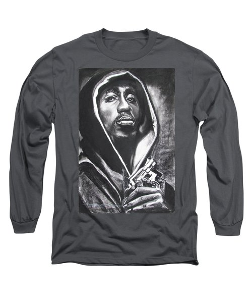 2pac - Thug Life Long Sleeve T-Shirt