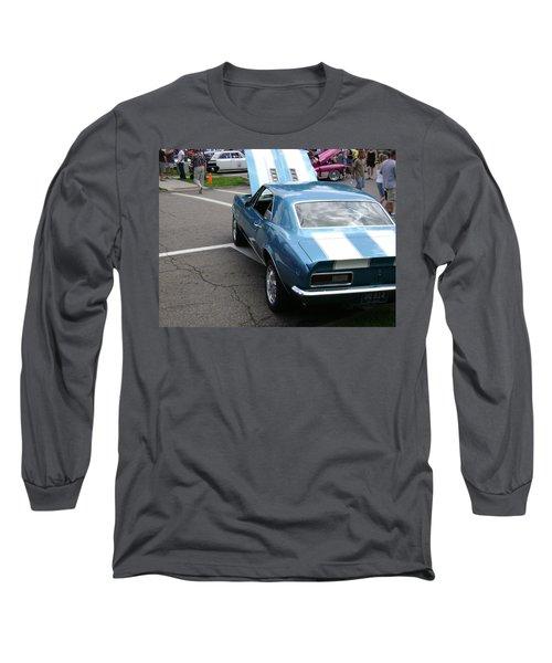 1967 Camaro Long Sleeve T-Shirt