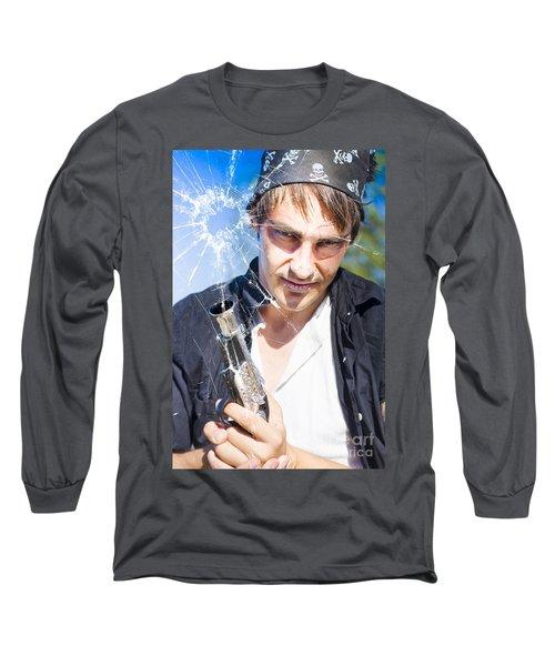 Burglar Long Sleeve T-Shirt