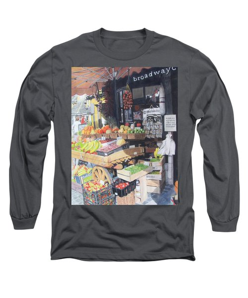 Cotswold Deli Long Sleeve T-Shirt
