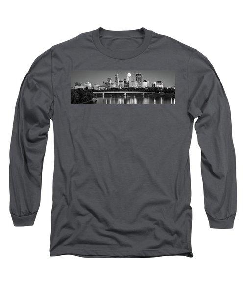 Minneapolis Mn Long Sleeve T-Shirt