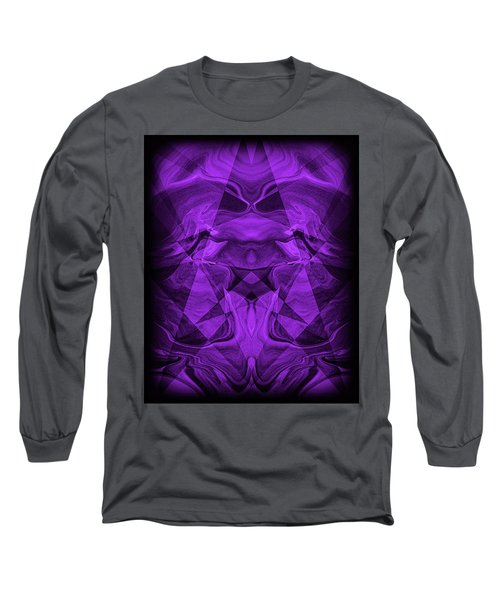 Abstract 93 Long Sleeve T-Shirt
