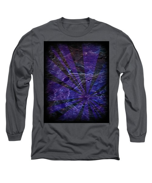 Abstract 95 Long Sleeve T-Shirt