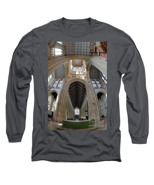 St Edmundsbury Cathedral  Long Sleeve T-Shirt