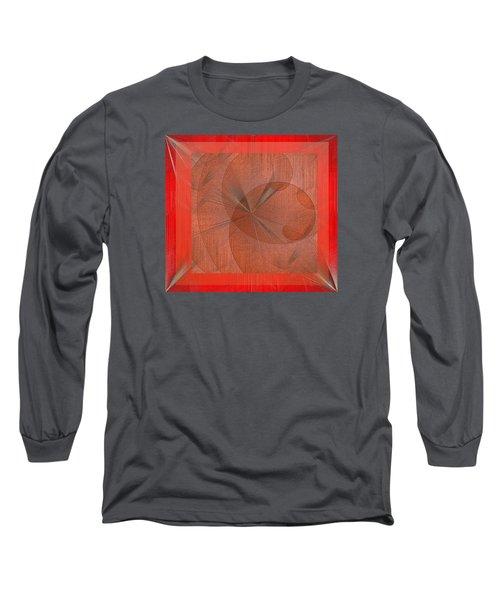 Long Sleeve T-Shirt featuring the digital art Wonder by Iris Gelbart