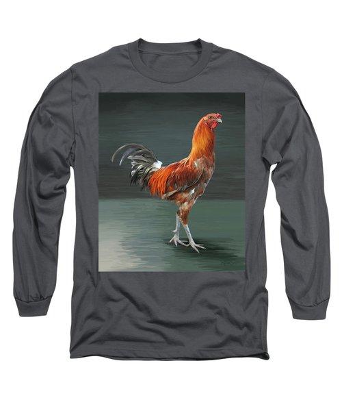 46.liege Game Long Sleeve T-Shirt