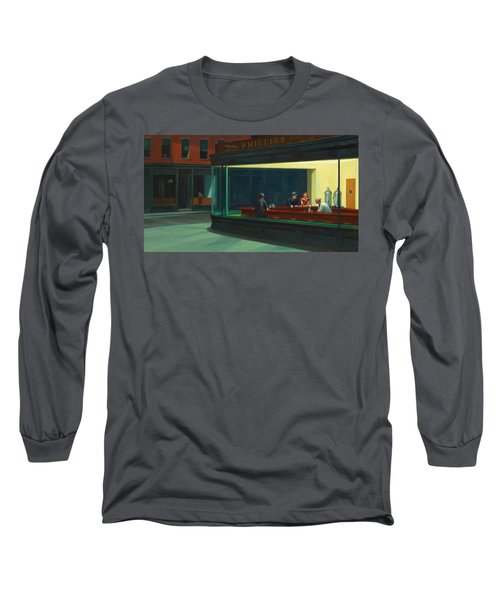 Nighthawks Long Sleeve T-Shirt