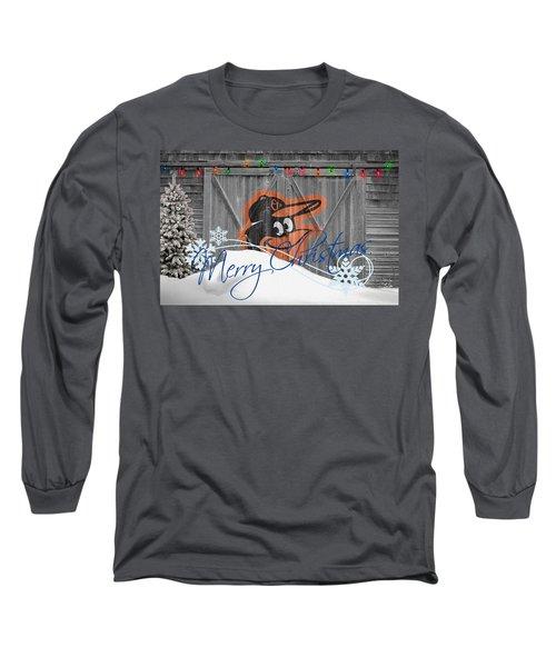 Orioles Long Sleeve T-Shirt