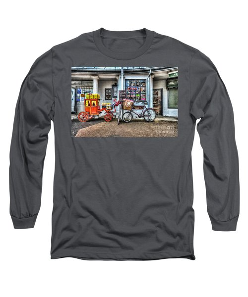 Ye Olde Sweet Shoppe Long Sleeve T-Shirt