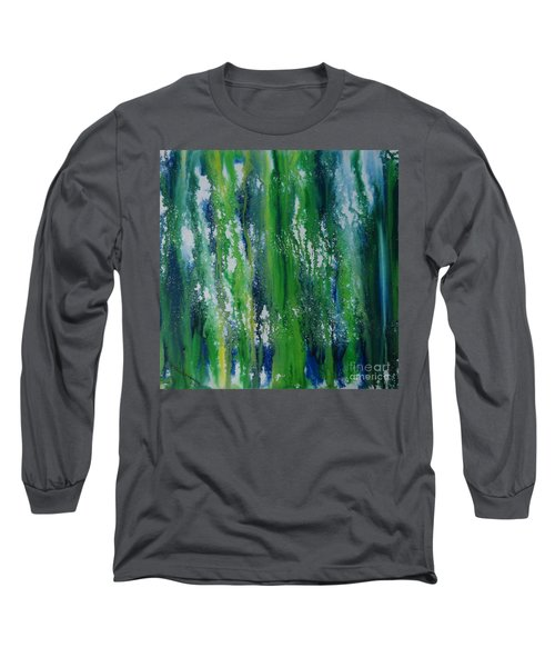 Greenery Duars Long Sleeve T-Shirt