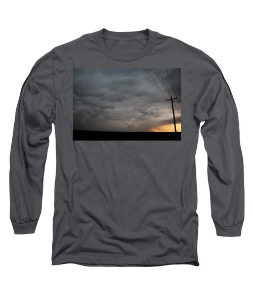 Let The Storm Season Begin Long Sleeve T-Shirt