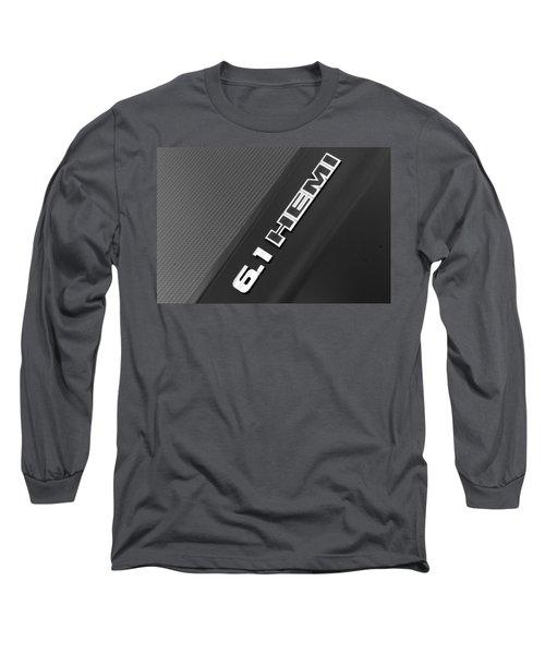 Long Sleeve T-Shirt featuring the photograph 6.1 Hemi by John Schneider