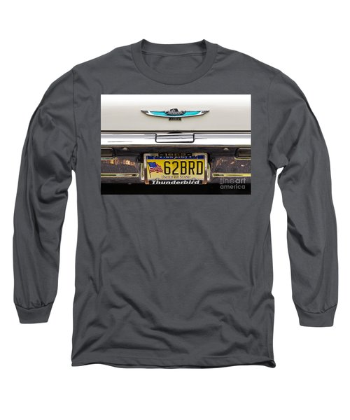 62 Brd Long Sleeve T-Shirt by Jerry Fornarotto