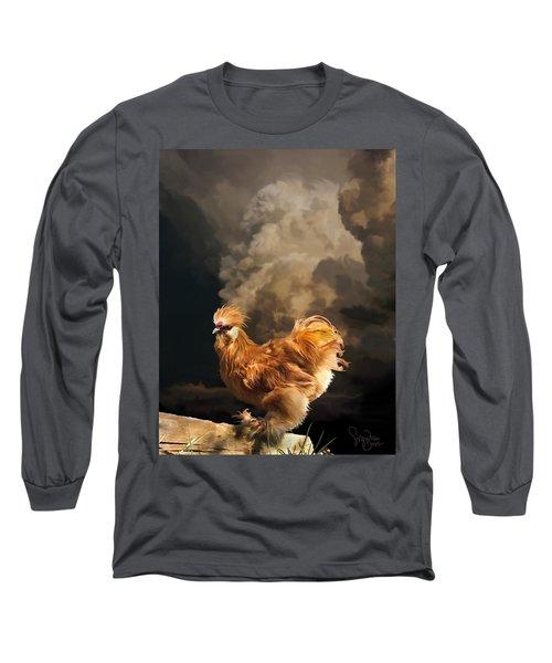 7. Thunder Buff Long Sleeve T-Shirt