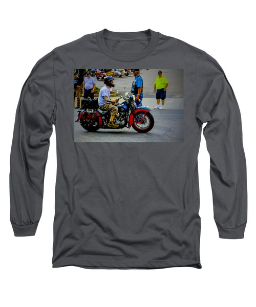 85 Arrives Long Sleeve T-Shirt