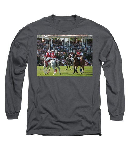 International Polo Club Long Sleeve T-Shirt