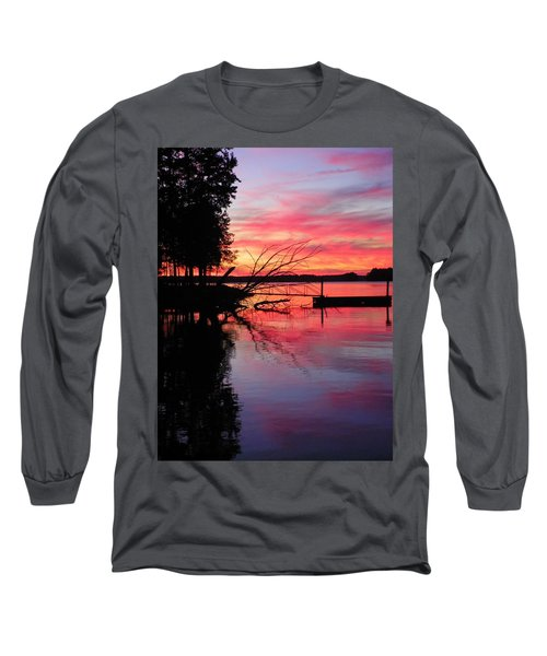 Sunset 9 Long Sleeve T-Shirt