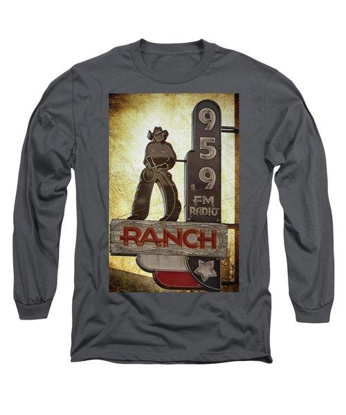 95.9 The Ranch Long Sleeve T-Shirt