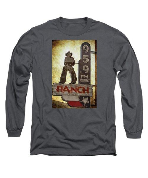 95.9 The Ranch Long Sleeve T-Shirt