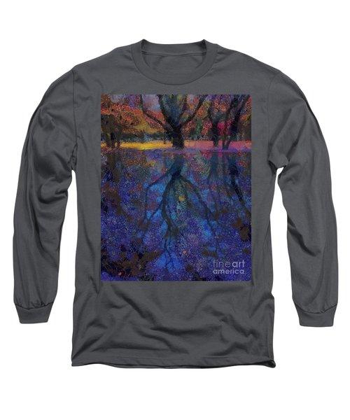 A Beautiful Reflection  Long Sleeve T-Shirt