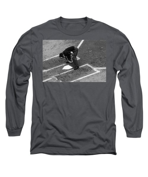 A Clean Home Long Sleeve T-Shirt by Tom Gort