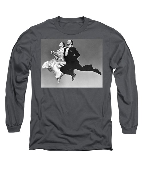 A Dance Team Does The Rhumba Long Sleeve T-Shirt