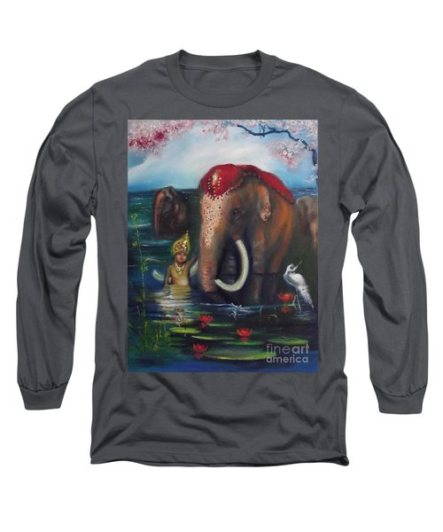 A Day Of Peace Together-  A.d.o.p.t. Long Sleeve T-Shirt